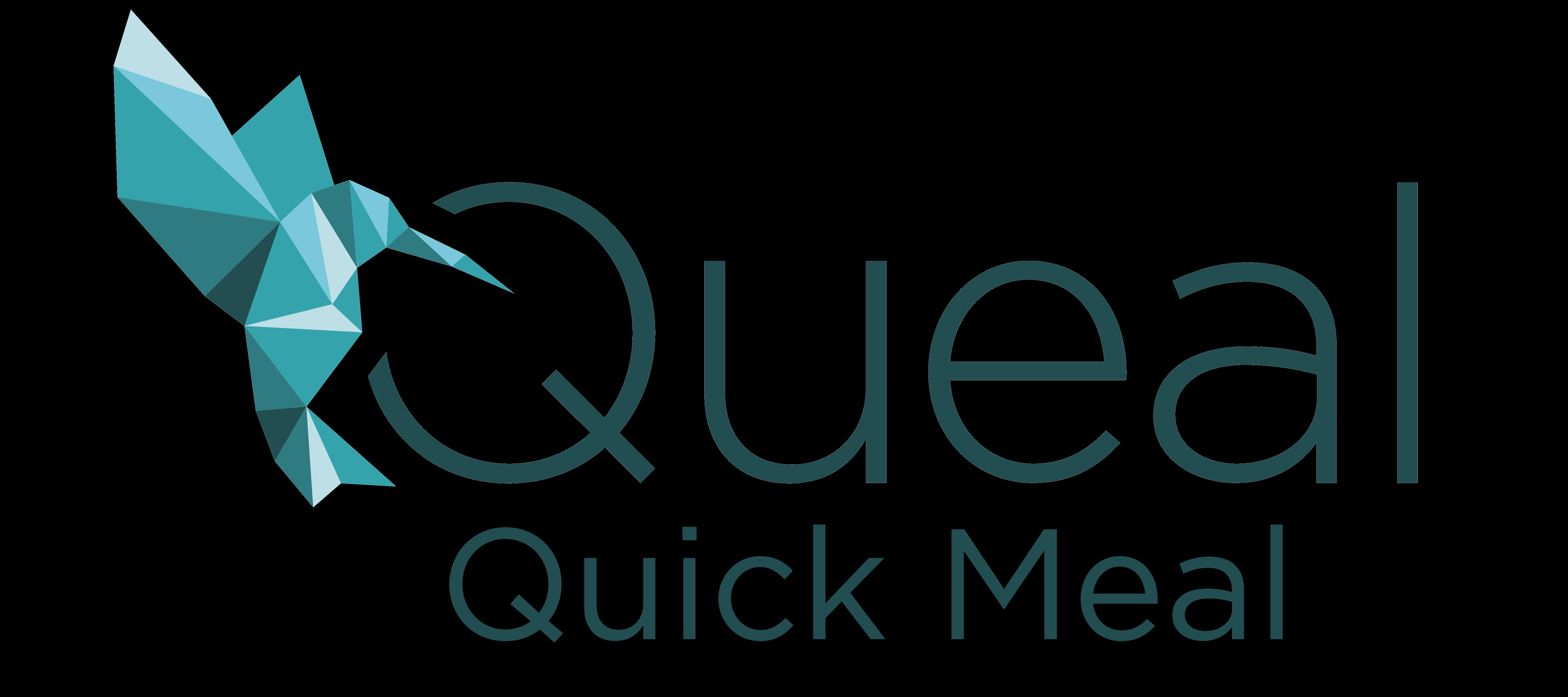 Queal Huge Logo Quick Meal